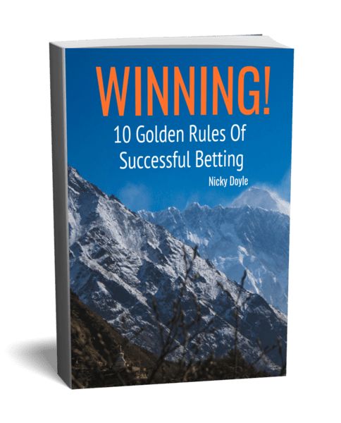 10 Golden Rules of Successful Betting FREE eBook